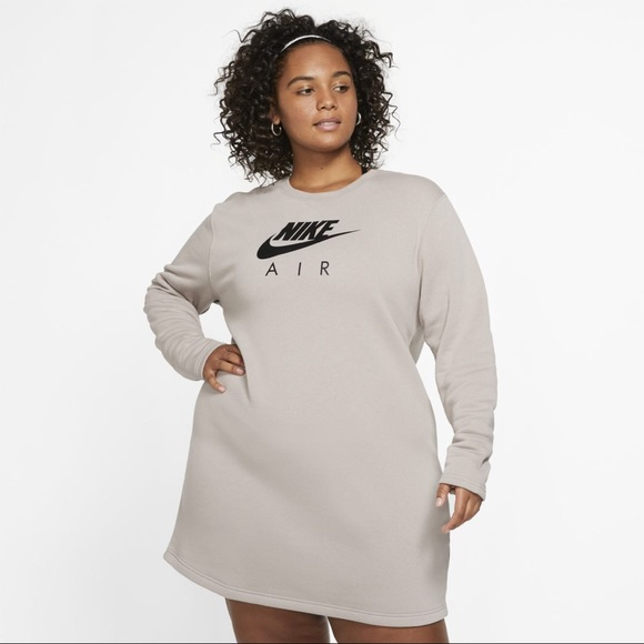 nike fleece dress